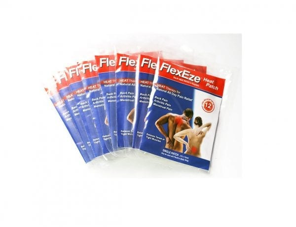 Flexeze Heat Patches 1