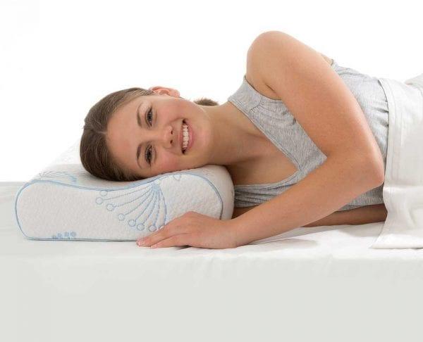 Pillows - NexGen Posture Form Memory Foam Pillow 2