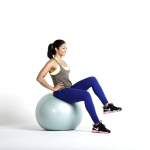 Exercise Ball for Lower Back Pain